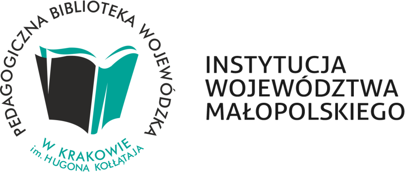 Logo  Pedagogicznej Biblioteki Wojewódzkiej w Krakowie